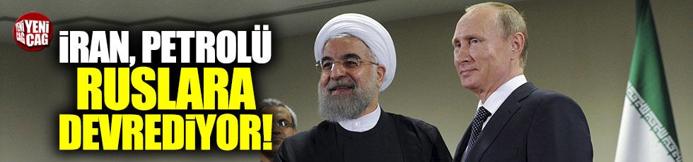 İran, petrol araştırmalarını Rus şirketlere devrediyor!