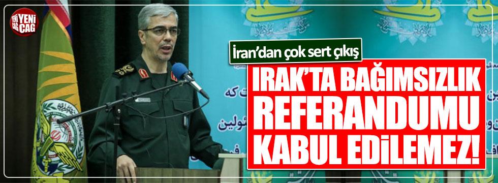 """İran'dan çok sert """"bağımsızlık referandumu"""" açıklaması"""