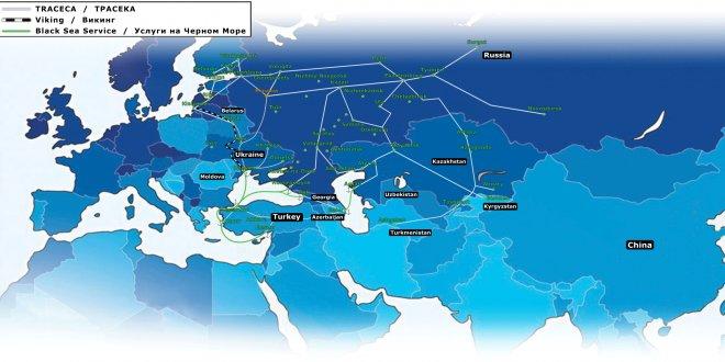 Dev proje Türkiye'den geçecek mi?