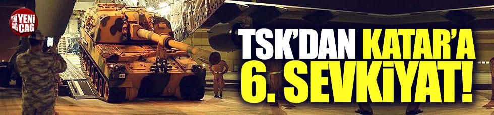 TSK'dan Katar'a 6. sevkiyat