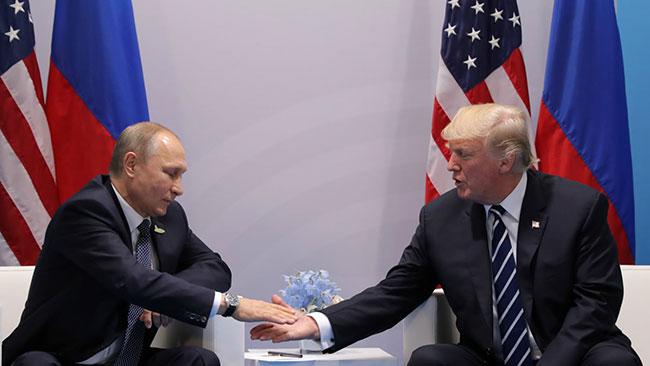 Trump'tan o iddialara sert tepki
