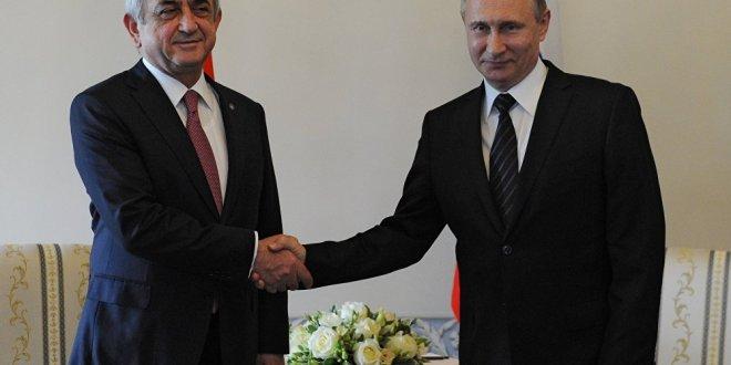 Rusya ve Ermenistan'dan ortak ordu