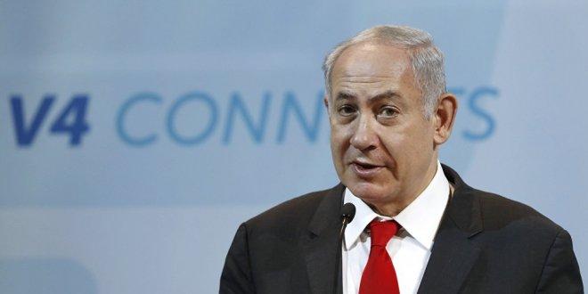 """Netanyahu'nun mikrofonu açık kaldı: """"Defalarca vurduk"""""""