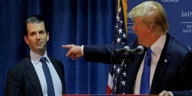 Trump'ın oğlunu ABD senatosu sorgulayacak