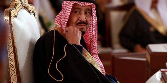 Kral Salman, Suudi prensi tutuklattı