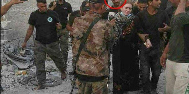 IŞİD'e kaçan Alman kız böyle yakalandı!