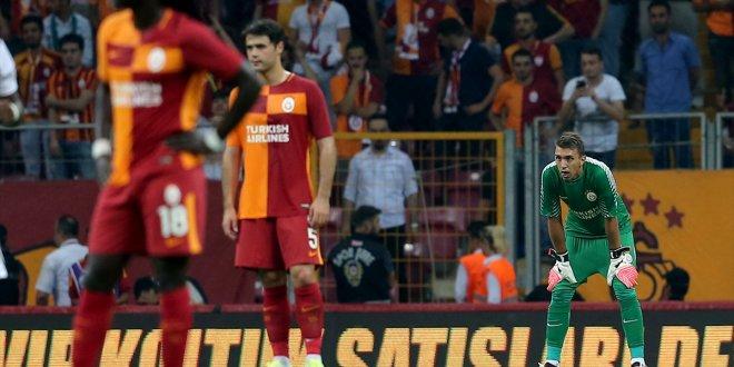 Galatasaray UEFA Avrupa Ligi'nden elendi!
