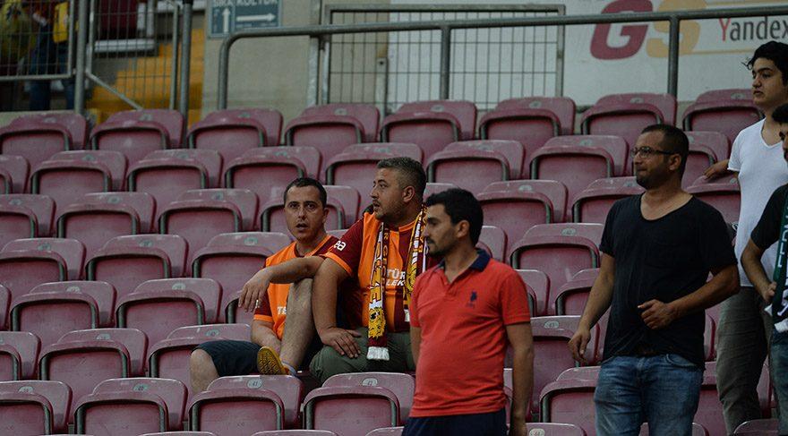 Başakşehir'den Galatasaraylıları kızdıran paylaşım