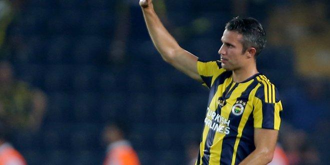 Van Persie, Fenerbahçe'den ayrılıyor mu?