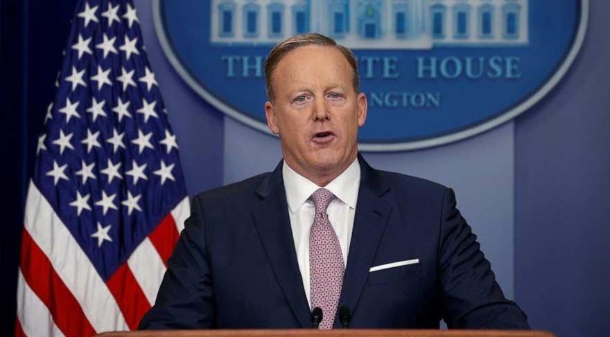 ABD Beyaz Saray Sözcüsü Sean Spicer istifa etti