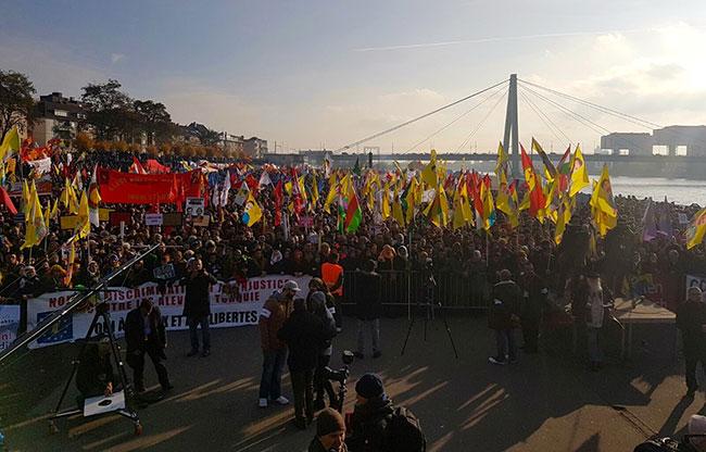 PKK'lı teröriste Almanya'da hapis cezası