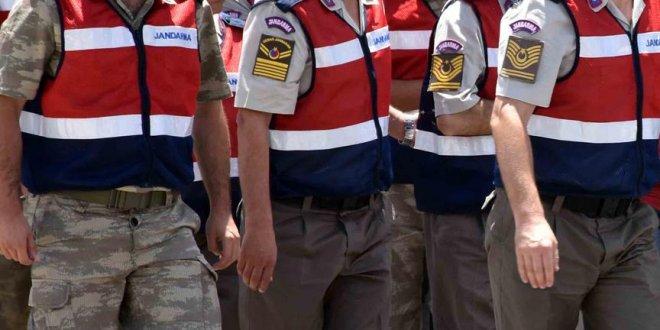 Jandarma'da atama kararı