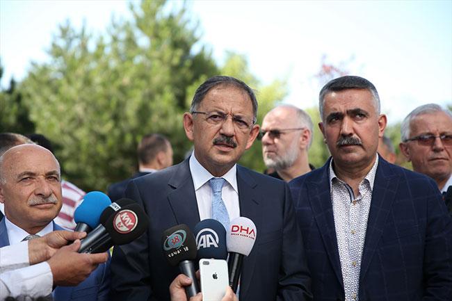 Çevre Bakanı Özhaseki: Yıkılması lazım