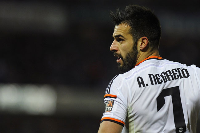 İşte Negredo'nun Beşiktaş'tan alacağı ücret