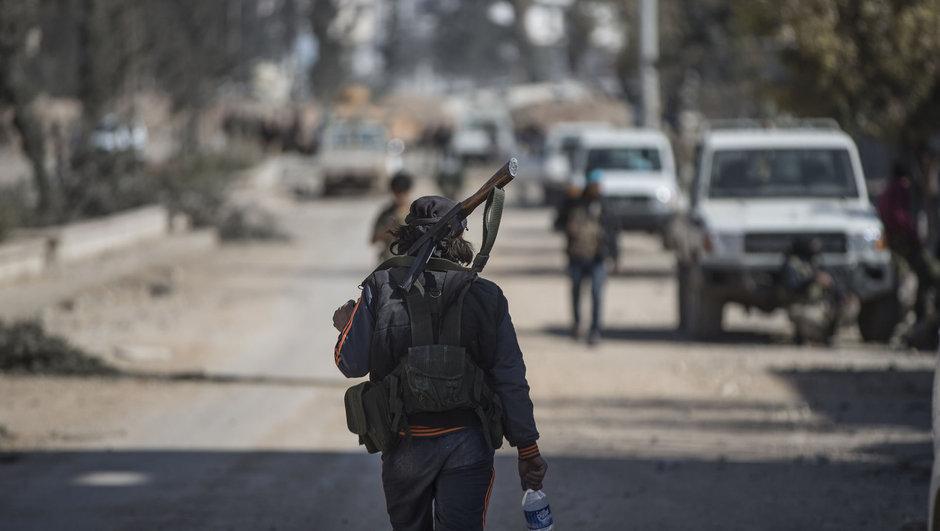 """""""ABD Suriye'de kalmaya devam edecek"""""""