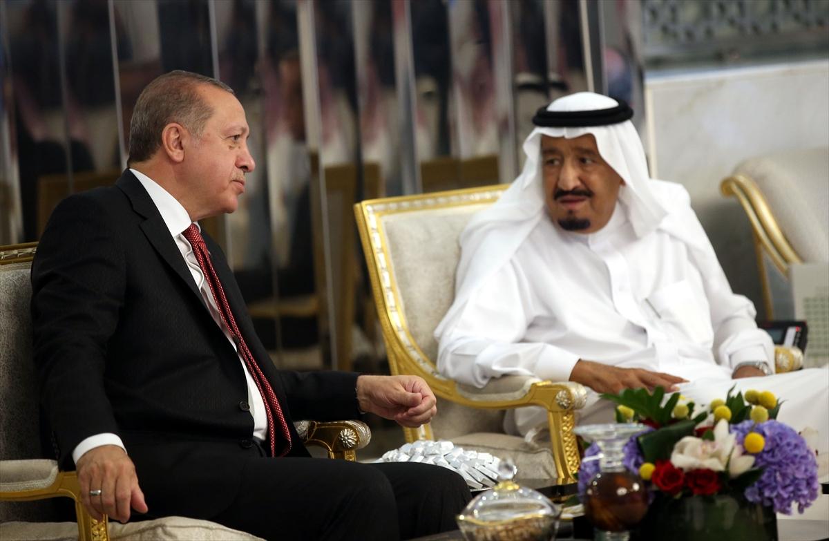 Erdoğan'dan kritik Suudi Arabistan ziyareti!