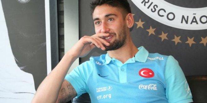 Genç yıldız Orkan Çınar Beşiktaş'ta!