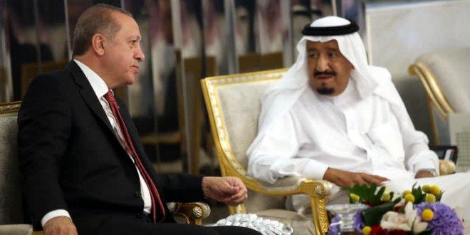 Erdoğan'a Suudi Arabistan'da 'kral' ayıbı