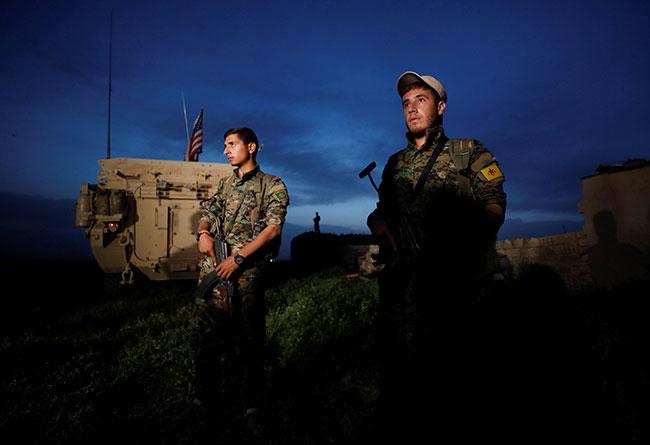 PKK/PYD endişeli: ABDSuriye'de uzun süre kalmalı