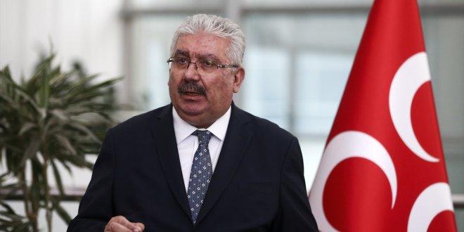 Yalçın'dan CHP açıklaması