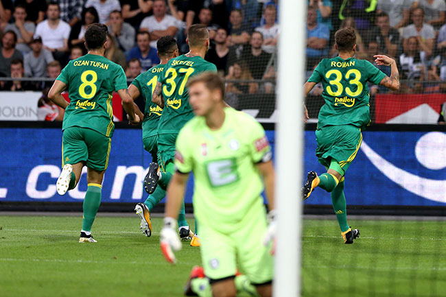 Sturm Graz 1-2 Fenerbahçe maç özeti