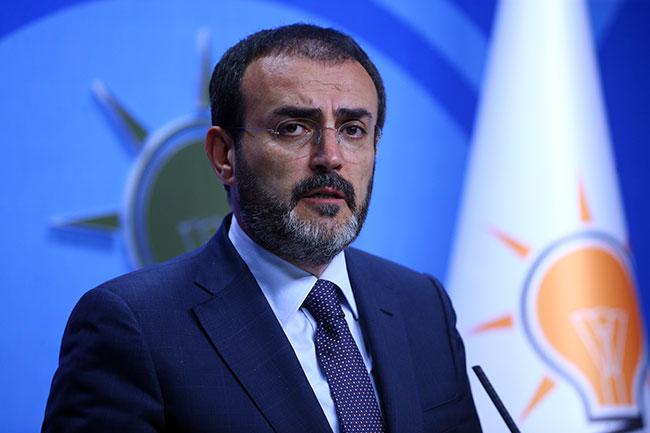 AKP Sözcüsü Ünal: MHP ile aramızda hiçbir sorun yoktur