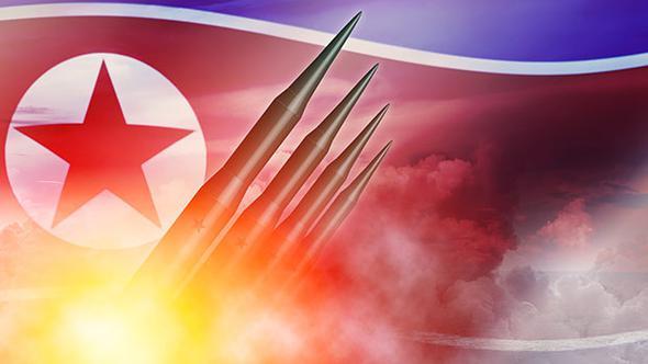 Kuzey Kore'den tehlikeli füze denemesi