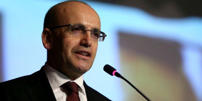 Başbakan Yardımcısı Mehmet Şimşek'ten AB fonu açıklaması