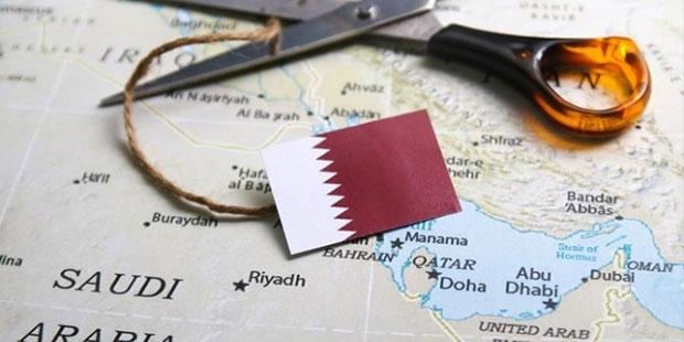 Bir ülke daha Katar'la ilişkilerini kesti