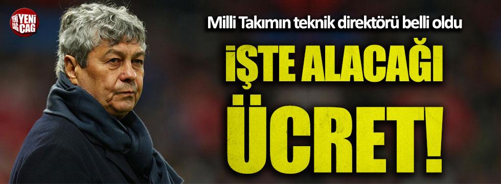 Milli Takımın yeni teknik direktörü Lucescu oldu
