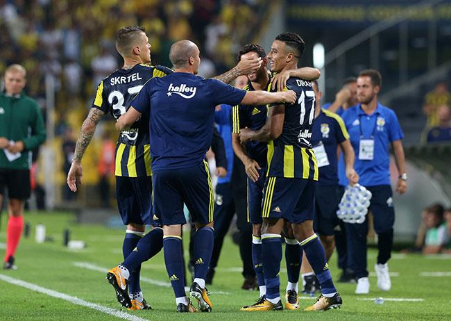 Fenerbahçe 1-1 Sturm Graz / Maç Özeti