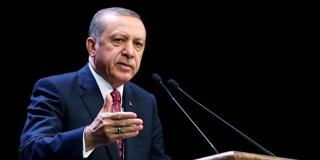 """Erdoğan'dan """"Kendini gündemde tutabilmek için..."""""""