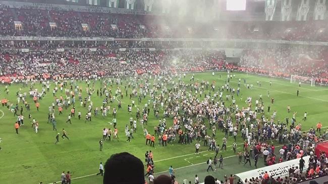 Beşiktaş'tan, Münih'te seyircisiz oynama kararı