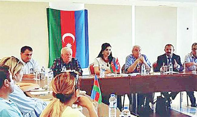 Ermeniler Azerbaycan müziğini gasp ediyor