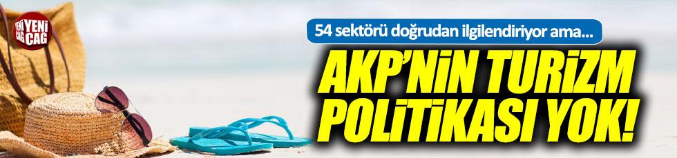Budak: 'AKP turizm sektörüne tek gözü ile bakıyor'