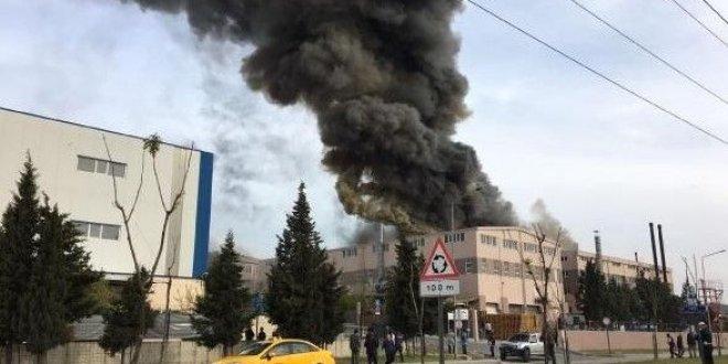 Adana'da yağ fabrikasında patlama