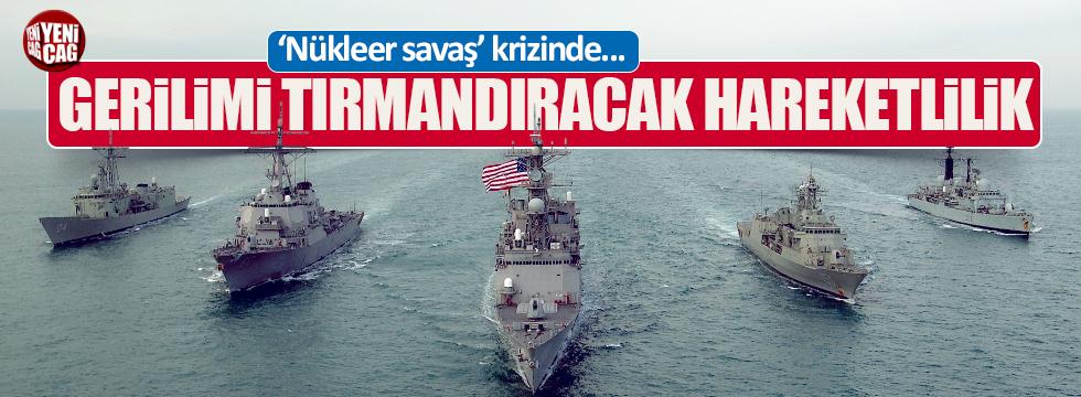 ABD, savaş gemisi Çin Denizi'ne girdi