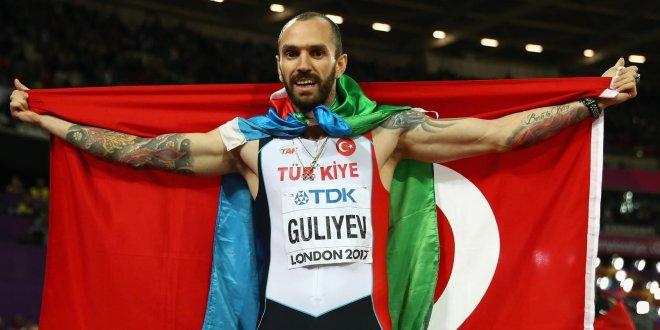 Dünya, Türk atlet Ramil Guliyev'i konuşuyor!