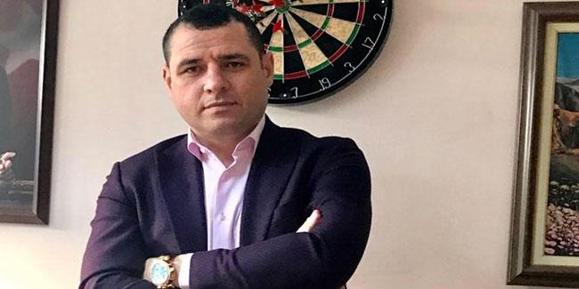 MHP'li eski İlçe Başkanı istifa etti