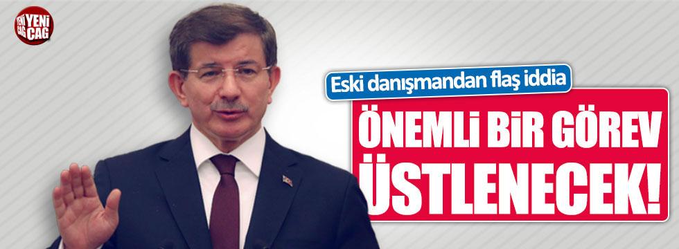 Ahmet Davutoğlu yeni göreve mi getiriliyor?