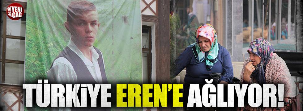 Türkiye, Eren Bülbül'e ağlıyor!
