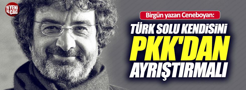 Birgün yazarından Türk solu'na PKK tepkisi