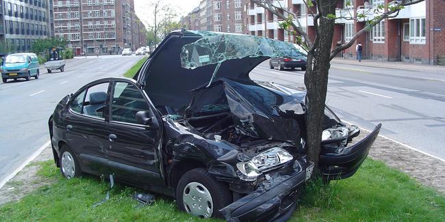 mercedes kazası