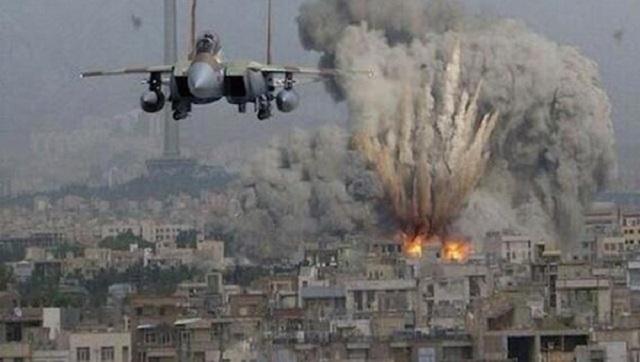 Irak ordusu Telafer'i vurmaya başladı
