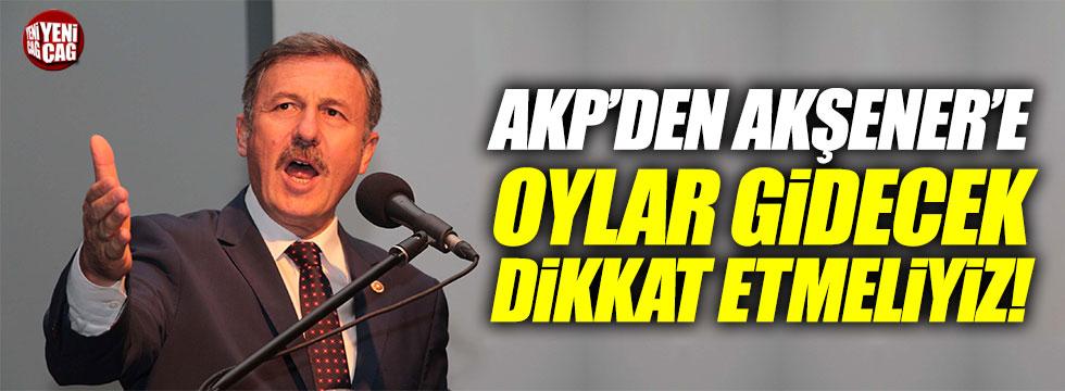 """Özdağ: """"AKP'den Akşener'e oylar gidecek, dikkatli olmalıyız!"""""""