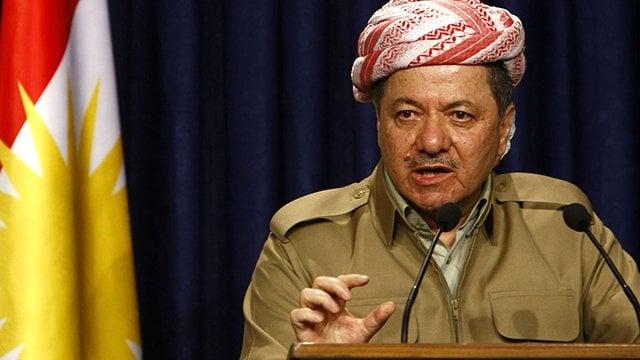 """Barzani haddini aştı: """"Kerkük için savaşa hazırız"""""""