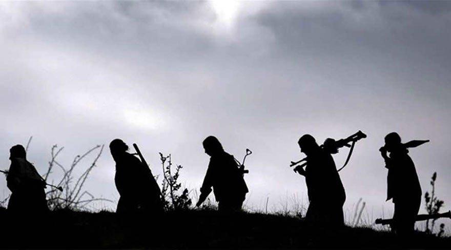 Şemdinli'de PKK'lılardan havanlı saldırı