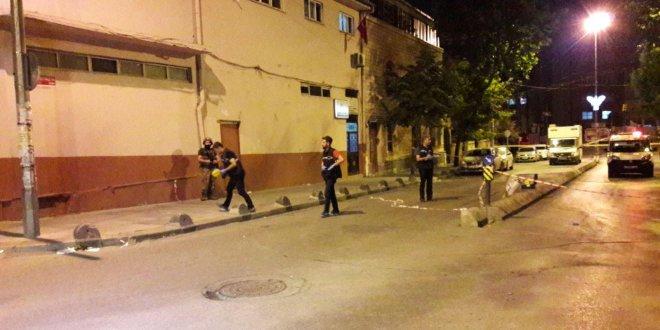 Gaziosmanpaşa'da çatışma: 1 polis yaralı