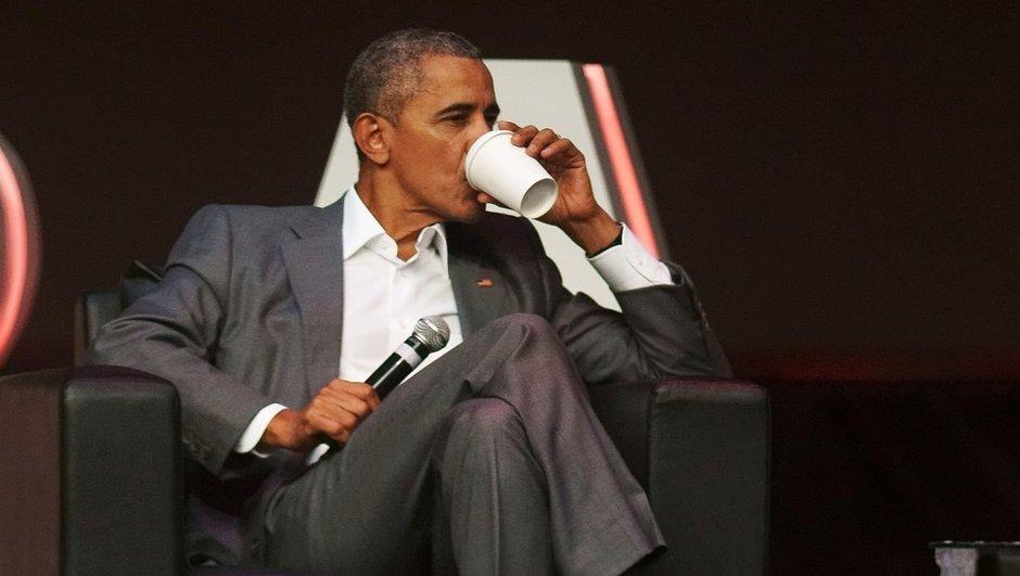 Obama'nın tweeti rekor kırdı