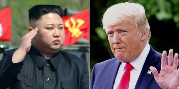 """Trump'tan Kim Jong Un'a """"Guam"""" çıkışı"""